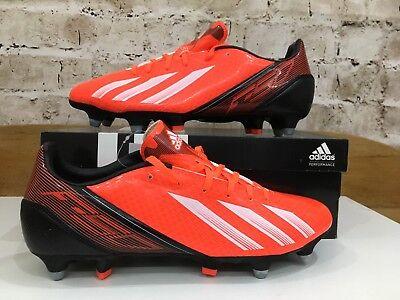 new product 08484 569c0 Adidas F10 TRX SG Football Boots Mens Uk 6 US 6.5 Eu 39.3 BNIB Soccer Studs  New