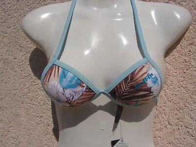 Badeanzug Pullover IN Neu Oberteil Bikini Für Frau Größe L