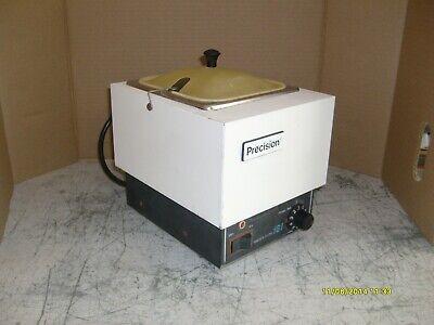 Laboratory Water Bath Precision Scientific 181 66557-28 - Working