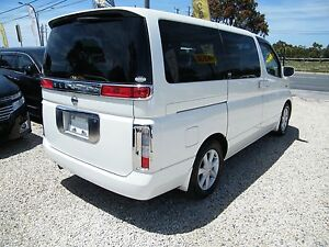 2003 Nissan Elgrand E51 Wagon (#4061) Highway Star Moorabbin Kingston Area Preview