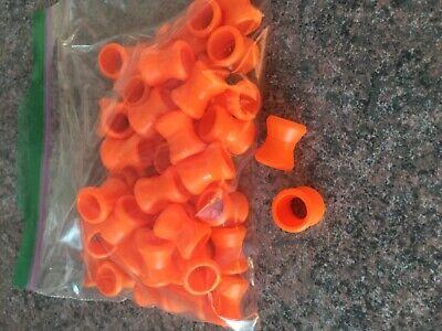 100 Pieces 14 Loc-line Double Sockets
