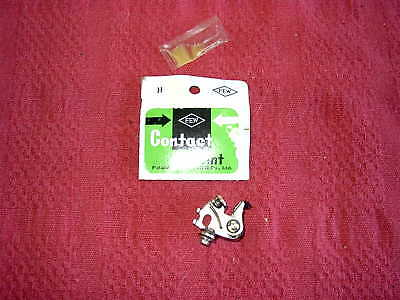 <em>YAMAHA</em> TX500 XS500 NOS LEFT HAND CONTACT POINTS 371 81621 10