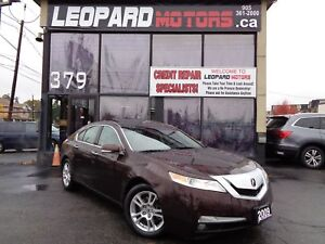 2009 Acura TL Tech Pck,Navigation,Camera,Leather*Certified*