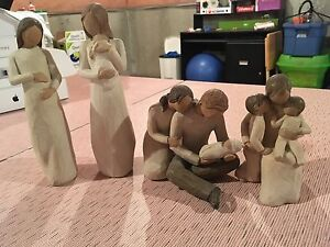 Willow Tree figurines $20 each