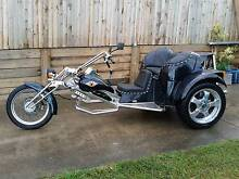 VW 1600 Custom Trike,one of a kind, SE QLD Pickup Dicky Beach Caloundra Area Preview