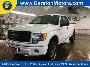 2014 Ford F-150 STX*SUPER CAB*4WD*VOICE COMMANDS WITH BLUETOOTH*