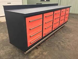 WORK BENCH TOOL CABINET Ascot Brisbane North East Preview