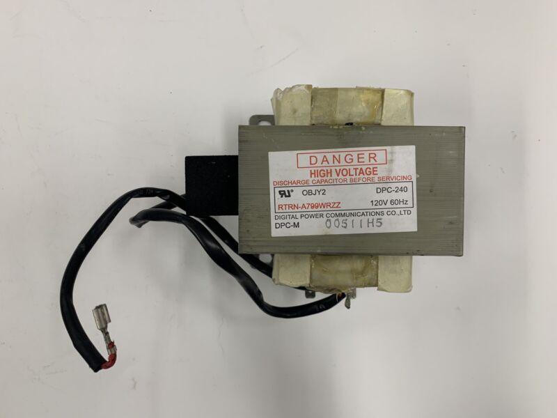 Viking Microwave Power Transformer 028813-000