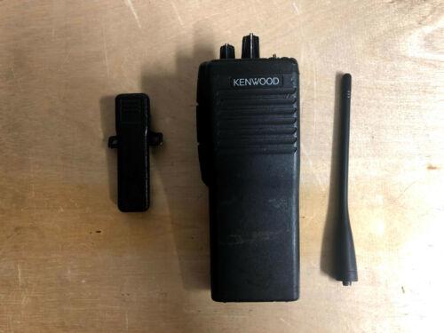 Kenwood TK-390 - UHF Commercial & GMRS Pre-Programmed Radio / Walkie-Talkie / HT