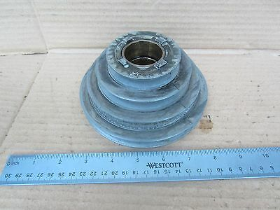 Atlas Craftsman 10 12 Lathe Headstock Spindle 4 Step Pulley Bushing 10-79