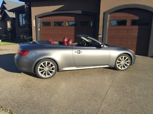 2010 Infinity G37 Convertible