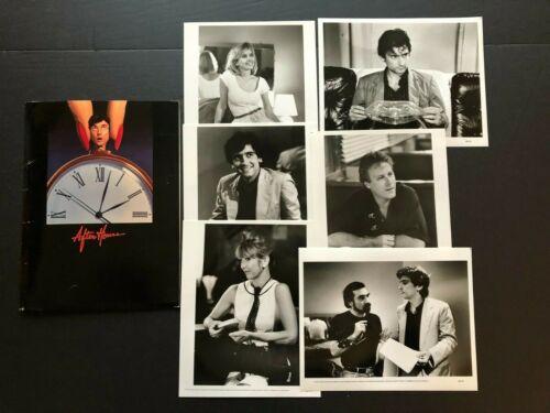 After Hours (1985) - Original Movie Press Kit Envelope w/ Photos