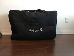 Baby jogger city select or LUX travel bag