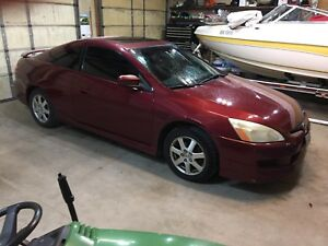 2005 Honda Accord V6 coupe