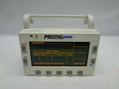 Welch Allyn 210 Propaq Encore Patient Monitor