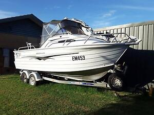 2005 Quintrex Offshore Boat, very good condition Moama Murray Area Preview