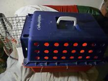 ANIMAL CARRY CAGE suitable for rabbits cats and small dogs Bondi Eastern Suburbs Preview