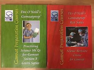 Des O'Neil Science Revision and Des O'Neil Science MCQ Hunters Hill Hunters Hill Area Preview