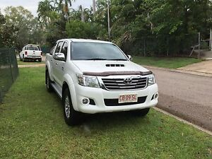 2013 Toyota Hilux Ute Yarrawonga Palmerston Area Preview
