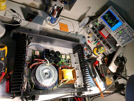 400 wats Australian made PA System Power Amplifier