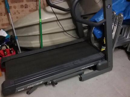 Treadmill 240v