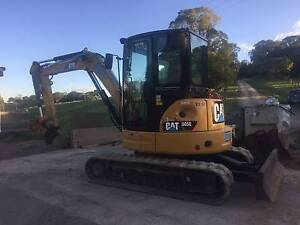 Cat 5T 305E Excavator Cooroy Noosa Area Preview