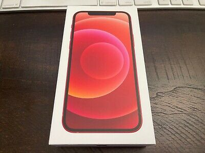 Apple iPhone 12  (Product)Red - 64GB - (Factory Unlocked) (CDMA + GSM)