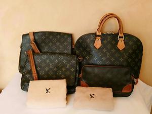 Bundle Authentic Louis Vuitton Bags Camp Hill Brisbane South East Preview