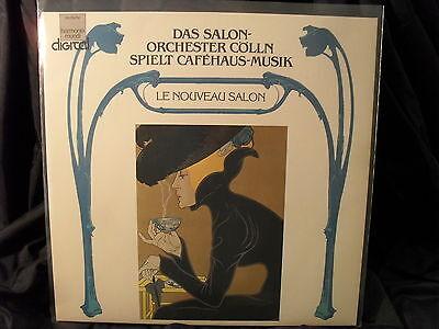 Das Salonorchester Cölln spielt Caféhaus-Musik