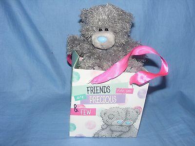 Me To You Tatty Teddy Bear Plush Precious Friend Birthday Gift  G01W4069 Present