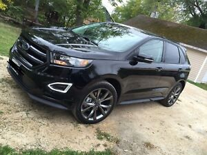 Ford Edge Sport Awd Winter Tires
