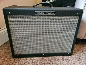 Fender Deluxe 1×12 Amplifier w/ vintage 30