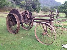 1916 Moline Universal Model C - 100 year old tractor for sale Singleton Singleton Area Preview