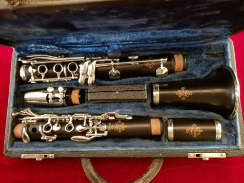 Leblanc Paris Professional Model Clarinet Circa late 1940's