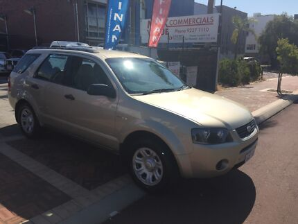 2006 FORD TX TERRITORY AWD AUTOMATIC ( WELL ABOVE AVERAGE )