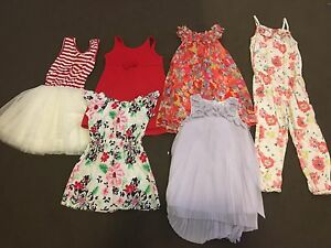 Girls clothes 3/4 Warners Bay Lake Macquarie Area Preview