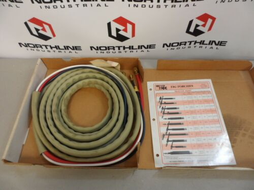 Tec Torch  831-00 / 25 Feet TIG Welding Torch Cable Assembly