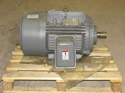 New Siemens 60 Hp Electric Motor 3545 Rpm 230460v 364ts 3ph 1la03642fp22