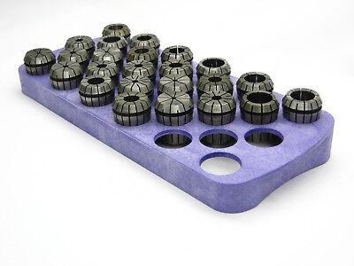 Er 40 Rack Holds 28 Collets-cnc Milling-turning-edm.nc