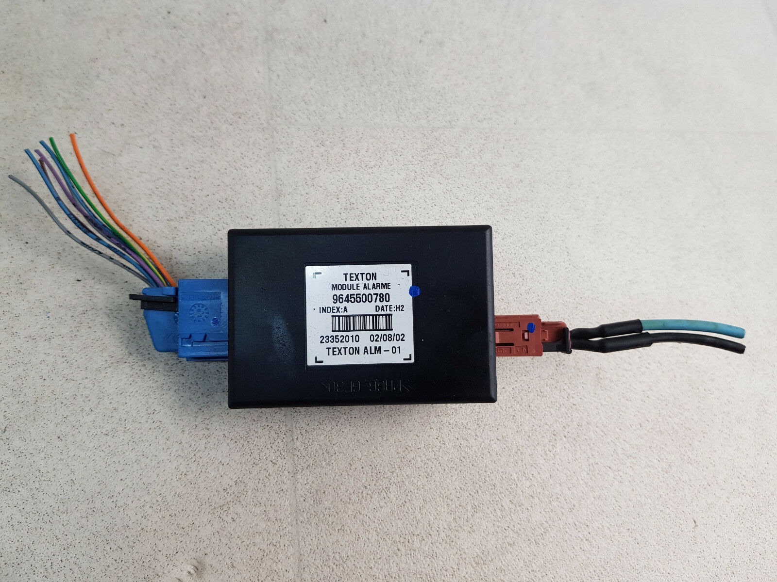 Peugeot 206 Wiring Alarm - Diagram Schematic on