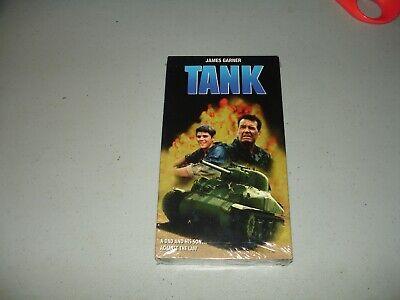 Tank (VHS,1995) Brand New, Sealed. James Garner, Shirley Jones, C Thomas Howell