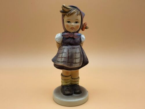 Hummel Figurine 258 Rat Times 5 1/2in 1 Choice Top Condition