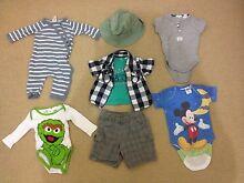 Boys Bulk lot Size 0-3 months. Pumpkin Patch, Bonds,Disney etc Waratah West Newcastle Area Preview