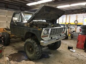 1978 Ford F-150 parts