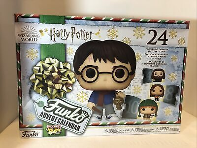 Funko Harry Potter™ Wizarding World Advent Calendar 24 Pocket Pop Figures #50730