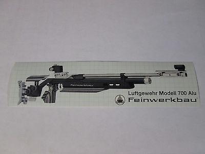 Feinwerkbau Rifle - Buyitmarketplace com