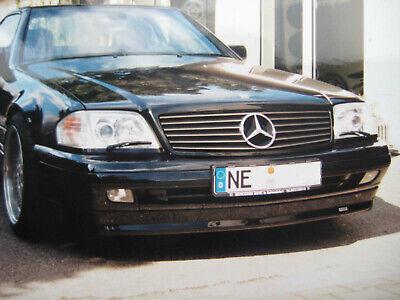 MH-DEZENT Frontspoiler Mercedes SL 500 R129 2.Serie MOPF 2 9/95-2001 Anbauteil