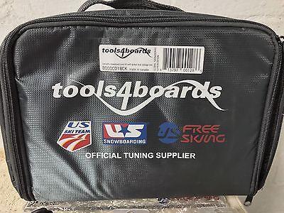 Tools4Boards Globalstation Ski/ Snowboard Wax Tuning Kit