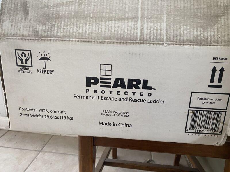 Brand New Pearl P325 Permanent Rescue Ladder Fire Escape