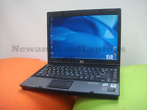 POWERFUL Windows 7 HP Compaq 6910p Laptop Core 2 Duo 2.0Ghz 4Gb Ram Office CHEAP